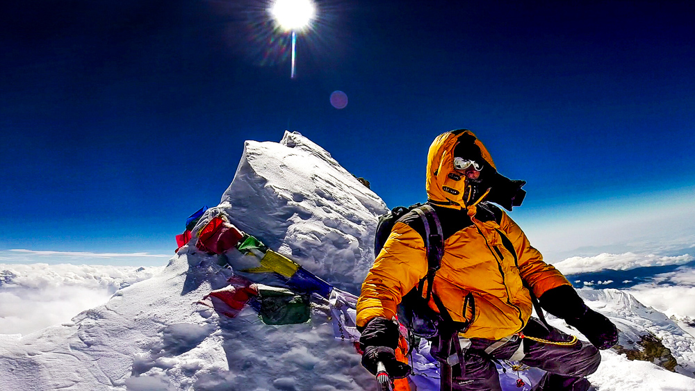 Manaslu Ultralight Expedition 2014